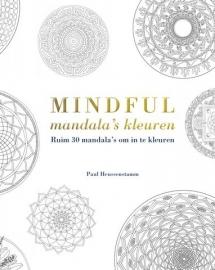Kosmos Boek - Mindful mandala`s kleuren Heussenstamm