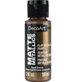 Matte Metallics Aged Bronze DMMT09-30 59 ml