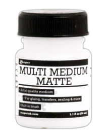 Multi Medium Matte 1oz with Brush INK41528