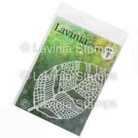 Leaf Mask – Lavinia Stencils ST026 15 x 9 cm