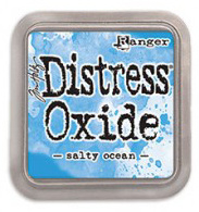 Ranger Distress Oxide Ink Pad - Salty Ocean TDO56171