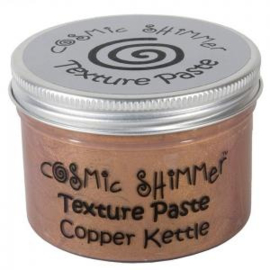 Cosmic Shimmer Texture Paste Copper Kettle 150 ml