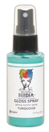 Ranger • Dina Wakley media gloss spray turquoise MDO68563