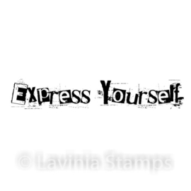 Express Yourself – LAV521