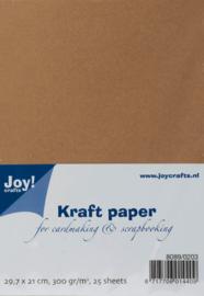 8089/0203 - (25) Kraft Paper