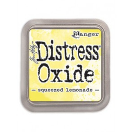 Ranger Distress Oxide Ink Pad - Squeezed Lemonade TDO56249