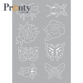 Pronty Mask stencil Insecten 1 470.802.092 A5