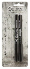 Ranger Distress Embossing Pen 2 Pack TDA71327 Tim Holtz