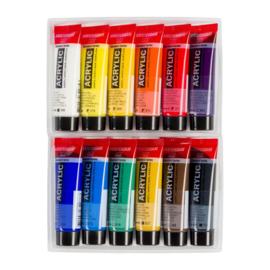 Amsterdam standard series acrylics algemene selectie set 1 17820412