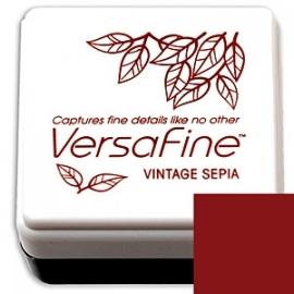 Vintage Sepia Versafine Small Pad
