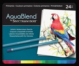 Spectrum noir Aquablend potloden Primaries SPECAB-PRI24