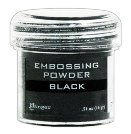 Ranger Embossing Powder 34ml - black EPJ37347