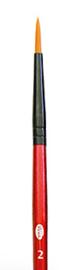 930016200 - Synthetik Pinsel spitz Gr.2