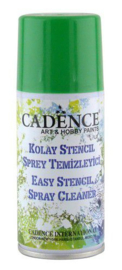 Cadence easy stencil spray cleaner 01 120 0001 0150 150ml