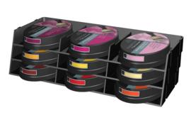 Spectrum Noir Inktkussen opberg trays - 6 trays voor 18 inktpads
