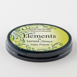 Elements Premium Dye Ink – Lime Punch