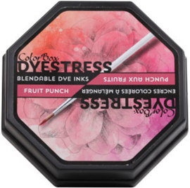 Clearsnap Colorbox Dyestress Blendable Dye Ink Full Size Fruit Punch (23101)