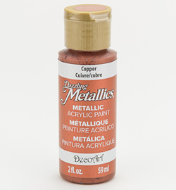 Finish - Copper DA205-3 59 ml