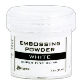 Ranger Embossing Powder 34ml - super fine white EPJ36678
