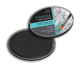 Spectrum Noir ovale  Inktkussen - Finesse Water-proof - Flagstone