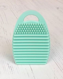 Taylored Expressions Blender Brush Cleaning Tool Teal (TESP17-T)