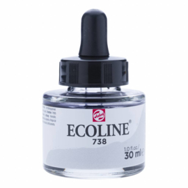 Talens Ecoline Vloeibare Waterverf 30ml 100 Wit (11251001)