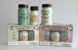 Cadence Very Chalky Home Decor sets