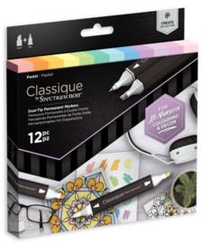Spectrum Noir Classique (12 stuks) - Pastels