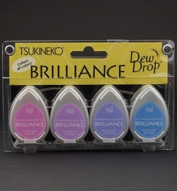 BD-100-002- Four Pack - Jewel Tone