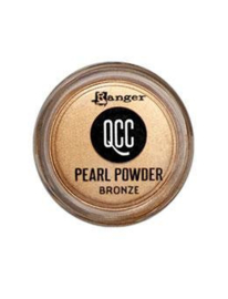 QuickCure Clay Pearl Powders Bronze, 0.25oz - QCP71655