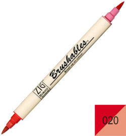 Brushables 020 Pure Red MS-7700/020