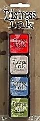 Mini Distress Pad Kit 5 TDPK40354