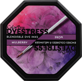 Clearsnap Colorbox Dyestress Blendable Dye Ink Full Size Mulberry (23122)