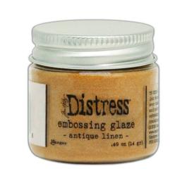 Ranger Distress Embossing Glaze Antique Linen TDE70948 Tim Holtz