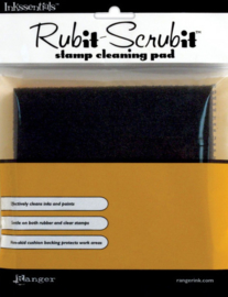 Cleaner rub it scrub it pad 15RUB09863