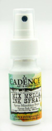 Cadence Mix Media Shimmer metallic spray Parelmoer 01 139 0001 0025 25 ml