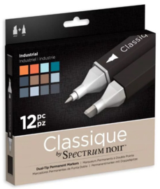 Spectrum Noir Classique (12 stuks) - Industrial