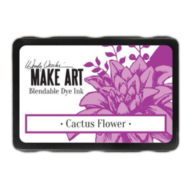 Ranger MAKE ART Dye Ink Pad Cactus Flower WVD64305 Wendy Vecchi