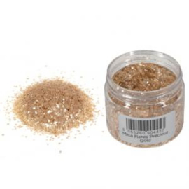 Cosmic Shimmer Vintage Mica Flakes Precious Gold
