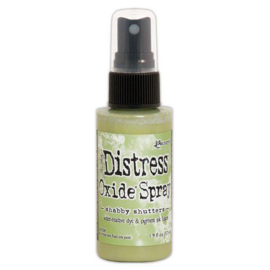 Ranger Distress Oxide Spray - Shabby Shutters TSO67870 Tim Holtz