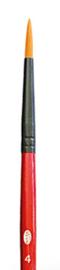 930016400 - Synthetik Pinsel spitz Gr.4