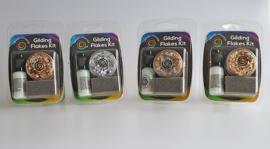 Cosmic Shimmer Gilding Flakes Kit