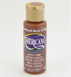 Traditional Burnt Sienna DA223-3 59 ml