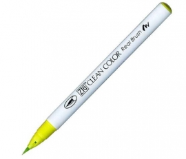 ZIG Clean color real brush Yellow Green 053