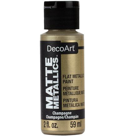 Matte Metallics Champagne DMMT08-30 59 ml