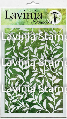 Laurel – Lavinia Stencils ST008