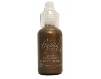 Liquid Pearls Dark Chocolate