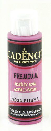 Cadence Premium acrylverf (semi mat) Fuchsia 01 003 9034 0070 70 ml