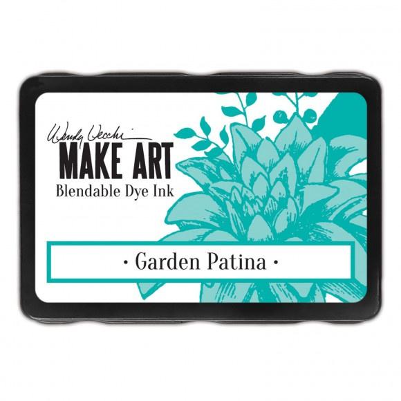 Ranger MAKE ART Dye Ink Pad Garden Patina WVD62608 Wendy Vecchi 5,8x8,3cm