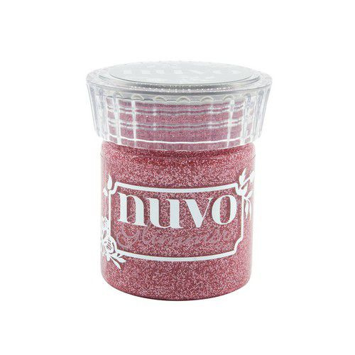 Nuvo glimmer paste - strawberry Champagne 1541N